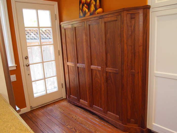 Custom Cabinets San Francisco Bay Area Bachmann Woodworking